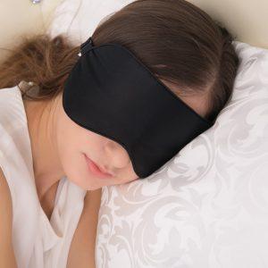 Juguetes sexuales de BDSM - Antifaces sexuales - ALASKA BEAR – dormir máscara y venda 4