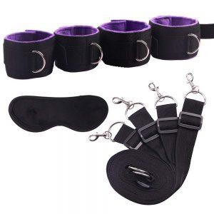 Juguetes sexuales para BDSM - Kits y sets de BDSM - El pack mas economico de BDSM básico