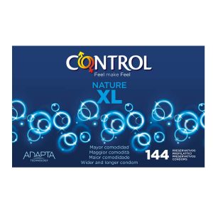 Preservativos de XL - Preservativos Control XL 4