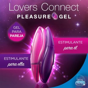 Lubricantes sexuales - Lubricantes para parejas - Durex Lovers Connect Geles Estimulantes 2