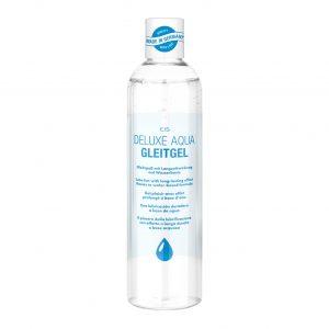 Lubricantes sexuales - Lubricantes para parejas - EIS, Lubricante Deluxe Aqua, efecto de larga duración de base acuosa
