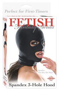 Capuchas para BDSM - Juguetes sexuales para parejas - Fetish Fantasy Series Máscara - 1 unidad