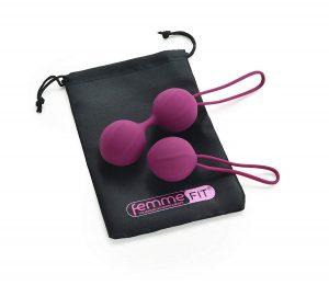 Bolas chinas para ejercicios de Kegel y entrenamiento del suelo pélvico - Bolas chinas Femme Fit - Entrenar el suelo pélvico