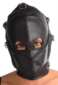 Capuchas para BDSM - Juguetes sexuales para parejas - Mascara premium 2