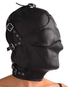 Capuchas para BDSM - Juguetes sexuales para parejas - Mascara premium