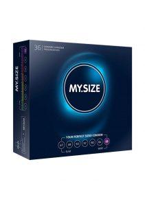 Preservativos de XL - Preservativos My Size XL