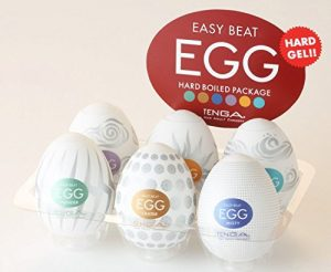 Juguetes sexuales para hombres - Juguetes masturbadores masculinos - Huevos TENGA - Pack 6 mejor valorardo