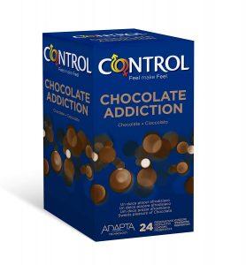 Preservativos de sabores - Pack Control Chocolate