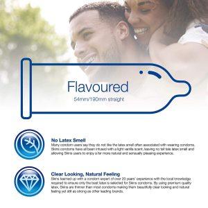 Preservativos de sabores - Preservativos Skins 2