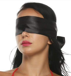 Juguetes sexuales de BDSM - Antifaces sexuales - Venda Bondage