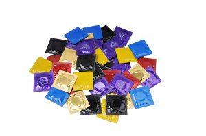 Preservativos de XL - Preservativos Vibratissimo XL Mix 2