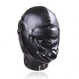 Capuchas para BDSM - Juguetes sexuales para parejas - YQUQ Máscara de Fiesta Sorpresa