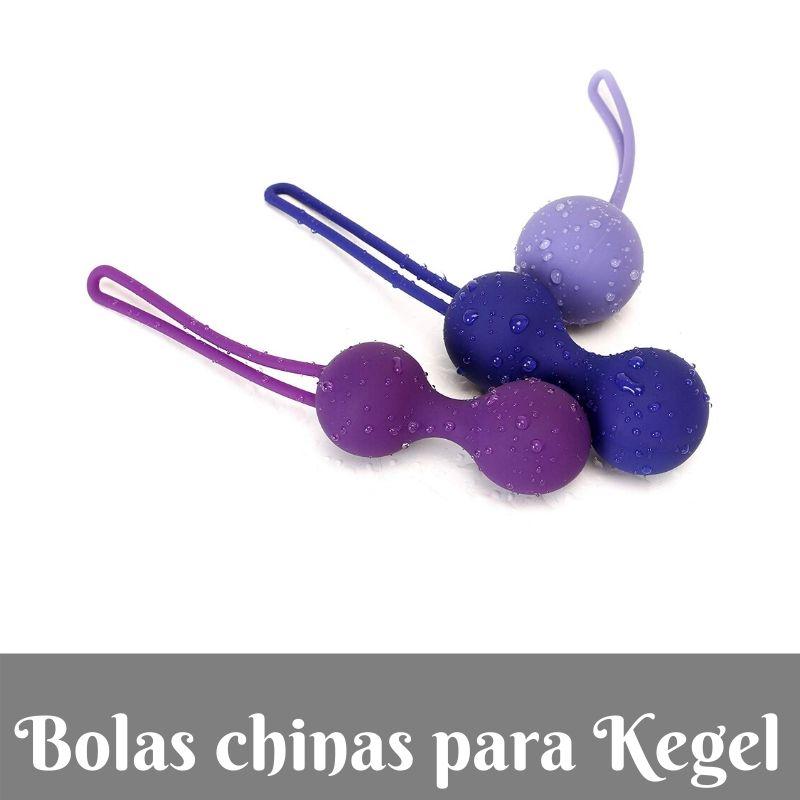 Las mejores bolas chinas para KEGEL de Amazon - Bolas chinas para entrenamiento del suelo pélvico - Entrenar el suelo pélvico.