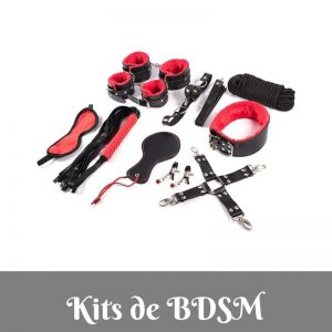Juguetes sexuales para BDSM - Los mejores kits de BDSM de Amazon
