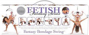 Columpios sexuales - Columpio para parejas Fetish Fantasy Series más vendido del mercado