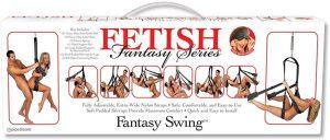 Columpios sexuales - Columpio para parejas Fetish Fantasy Series mejor valorado