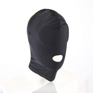 Máscaras sexuales para BDSM - Capucha con un agujero barata