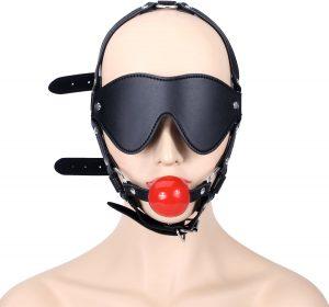 Máscaras sexuales para BDSM - Máscara Urlove 3