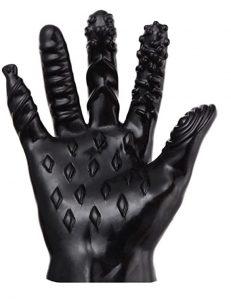 Juguetes sexuales de fundas para dedos - Guantes para masturbar