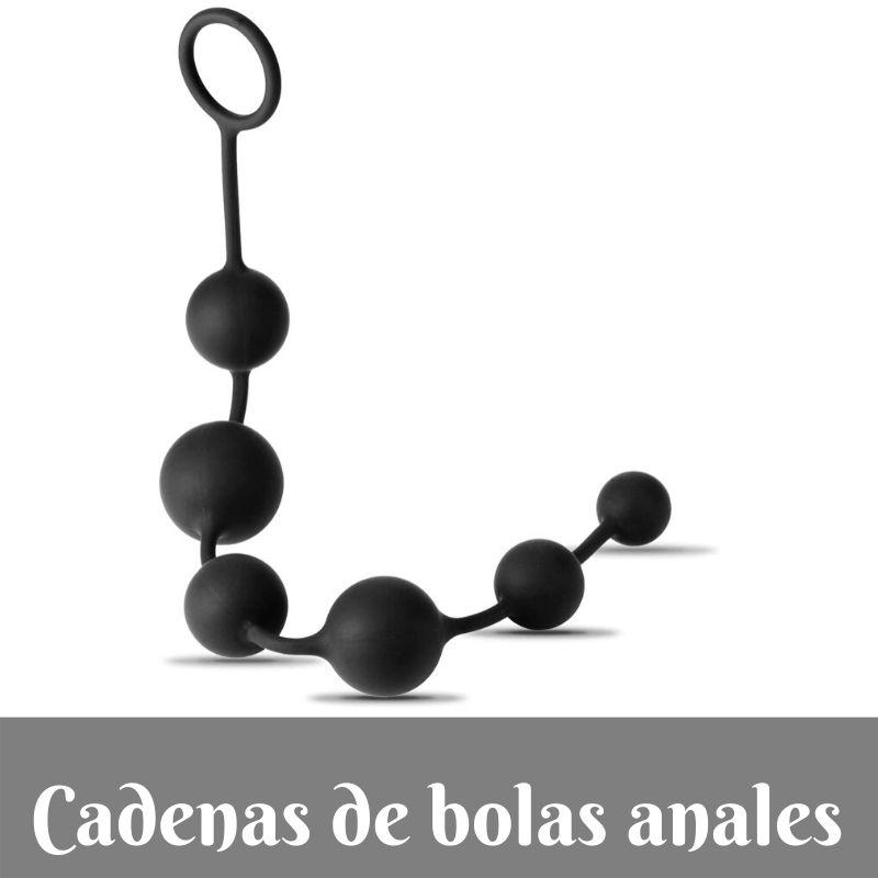 Juguetes sexuales anales - Las mejores cadenas de bolas anales para sexo anal de Amazon