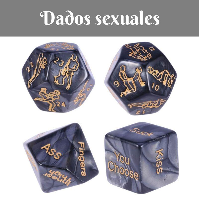 Los dados sexuales para parejas