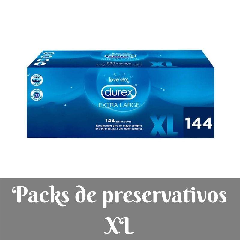 Los mejores packs de preservativos XL de Amazon. Condones extra largos.