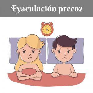 La eyaculación precoz. Causas y tratamientos.