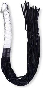 Látigo Utimi con consolador de azotes para BDSM - Los mejores látigos para BDSM que comprar por internet - Comprar el mejor látigo sexual
