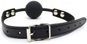 Mordaza de bola de silicona de Kobeauty para BDSM - Las mejores mordazas para BDSM que comprar por internet - Comprar la mejor mordaza 2