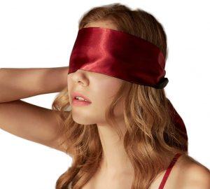 Pañuelo VicSec para BDSM - Los mejores antifaces para BDSM que comprar por internet - Comprar el mejor antifaz sexual