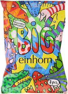 Preservativos XL Einhorn - Los mejores packs de preservativos XL que comprar por internet - Mejor preservativo XL para sexo seguro
